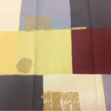 Портьерная ткань из хлопка в современном стиле