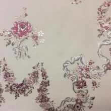 Красивая жаккардовая ткань в классическом стиле и стиле барокко