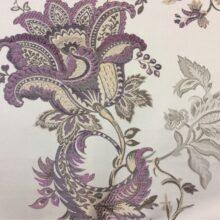 Красивая жаккардовая ткань в классическом стиле и стиле пейсли