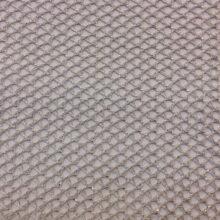 Серебристая мягкая мелкоузорная сетка в современном стиле