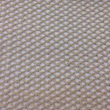 Золотистая мягкая мелкоузорная сетка в современном стиле