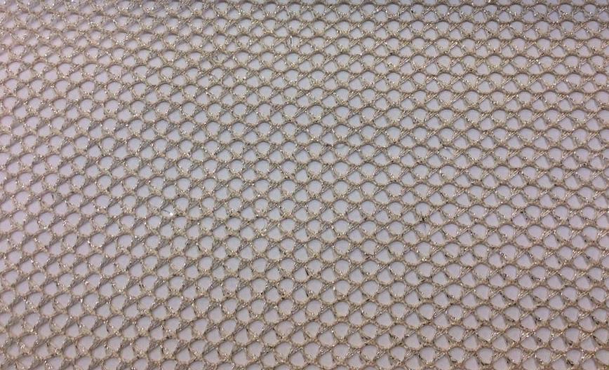 Красивая мягкая мелкоузорная сетка в современном стиле