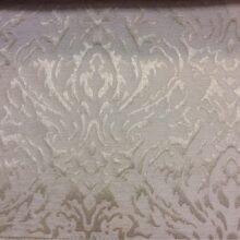 Красивая портьерная ткань из вискозы с классическим рисунком «дамаск»