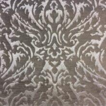 Симпатичная портьерная ткань из вискозы с классическим рисунком «дамаск»
