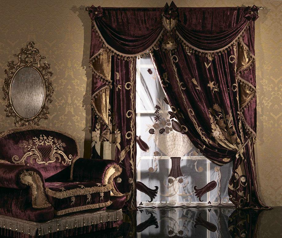 Ампир ткань для штор