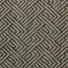Портьерная ткань с добавлением шерсти и хлопка с геометрическим рисунком