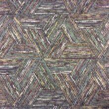 Портьерная ткань из хлопка с мелким геометрическим рисунком