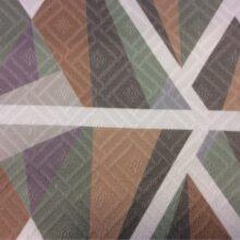 Портьерная ткань из хлопка — оттенки микс