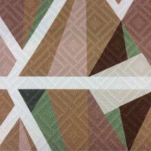 Разноцветная портьерная ткань из хлопка