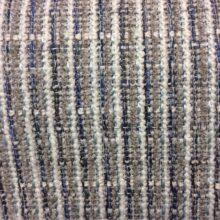 Рогожка в винтажном японском стиле синевато-табачного цвета
