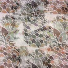 Портьерная ткань из хлопка — разноцветная