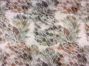 Портьерная ткань из хлопка - разноцветная