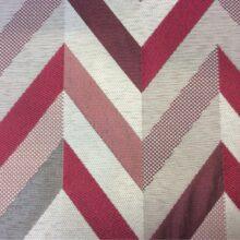 Портьерная ткань в серебристо-розовых оттенках