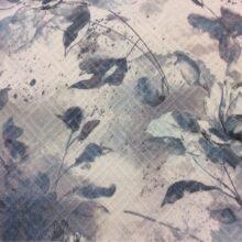 Портьерная ткань из хлопка с растительным орнаментом из Германии