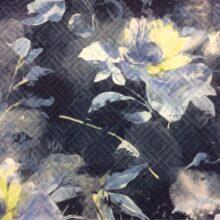 Портьерная ткань из хлопка — Прованс, кантри, этника