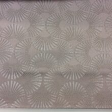 Портьерная атласная ткань с абстрактным геометрическим рисунком