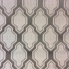 Портьерная атласная ткань в серебристых оттенках и в цвете титан