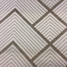 Портьерная серебристо-бежевая атласная ткань