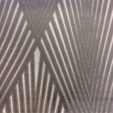 Портьерная атласная ткань в стиле арт-деко, модерн