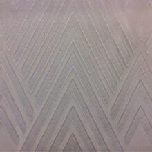 Тюлевая ткань из батиста с нанесением крупного геометрического рисунка