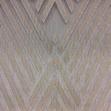 Тюлевая ткань из батиста с нанесением крупного геометрического рисунка из Германии