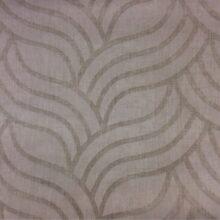 Тюлевая ткань из мягкого батиста в цвете титан