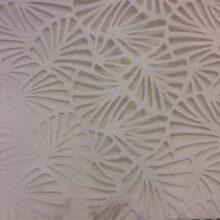Тюлевая ткань из органзы с абстрактным густым рисунком