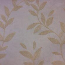 Тюлевая ткань из тонкого батиста с растительным орнаментом