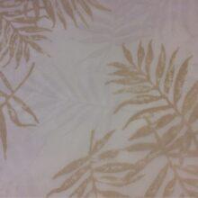 Тюлевая ткань из тонкого батиста с нечётким растительным орнаментом
