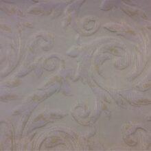 Тюлевая ткань из органзы с травлением в стиле арт-нуво