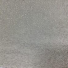Портьерная ткань премиум-класса из бархата с фактурным нанесением ваниль