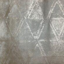 Портьерная ткань премиум-класса из бархата с геометрическим нанесением рисунка