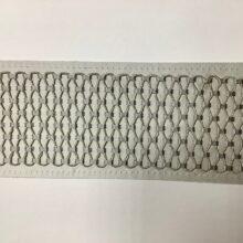 Декор бордюр для отделки портьер и покрывала шириной 9.5 см