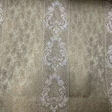 Портьерная жаккардовая ткань в классическом стиле бронза