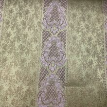 Портьерная жаккардовая ткань в классическом стиле в цвете ванили