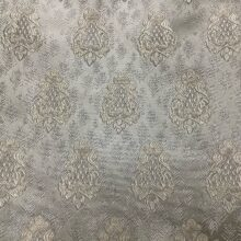 Портьерная жаккардовая ткань с мелким рисунком в классическом стиле
