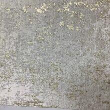 Портьерная жаккардовая ткань премиум-класса в ванильно-золотистых оттенках