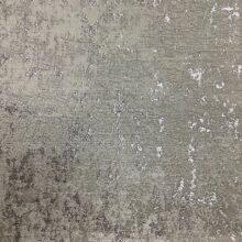 Портьерная жаккардовая ткань премиум-класса в ванильно-серебристых оттенках