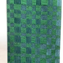 Портьерная атласная ткань премиум-класса в цвете синий металлик