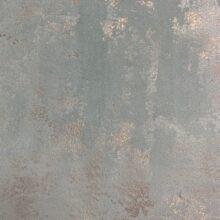 Бархатная ткань в светло-бирюзовом оттенке с золотистым напылением