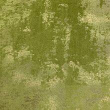 Бархатная ткань в оливковых оттенках с золотистым напылением
