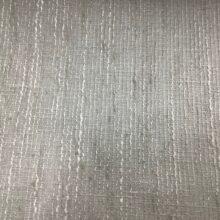 Тюлевая фактурная ткань из хлопка в светло-серых оттенках
