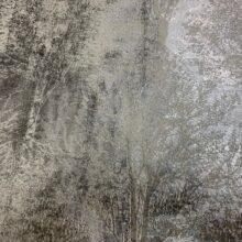 Жаккардовая ткань премиум-класса с фактурным тиснением и напылением серебро