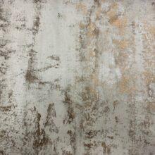 Тюлевая ткань премиум-класса с фактурным тиснением и напылением бежевая