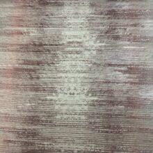 Тюлевая ткань премиум-класса с абстрактными горизонтальными полосами розовая
